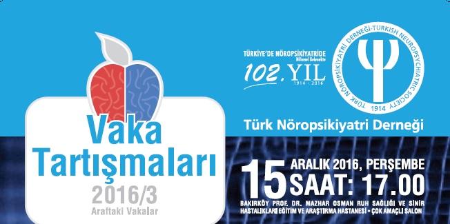 Araftaki vakaların üçüncüsü 15 Aralık'ta Bakırköy'de