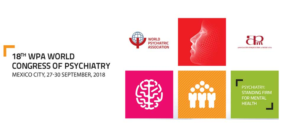 World Congress of Psychiatry 2018, Mexico City