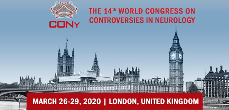 14th World Congress on Controversies in Neurology (CONy)