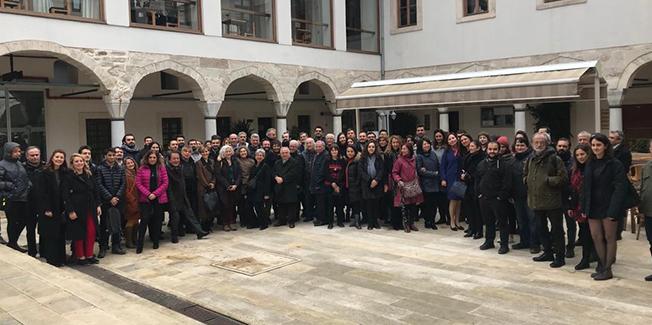 Nöropsikiyatri Derneği Toptaşı Bimarhanesi'nde 9 Şubat 2019'da Toplandı