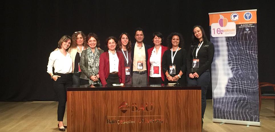 Türk Nöropsikiyatri Derneği'nin Her Yıl Düzenlemekte Olduğu Nöropsikiyatri Günleri'nin Onuncusu, Bu Yıl, Beyin Araştırmaları Derneği (BAD) İşbirliği İle 26–28 Ekim 2017 Tarihlerinde İstanbul'da Düzenlendi